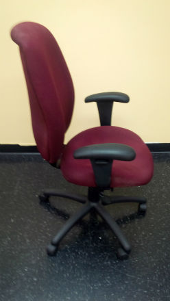 GLOBAL TASK CHAIR - HEAVY DUTY