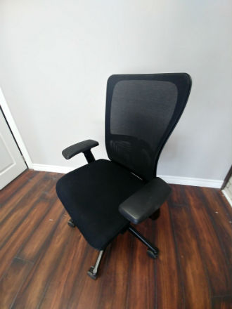 "HAWORTH ""  ZODY "" HIGH BACK TASK CHAIR"