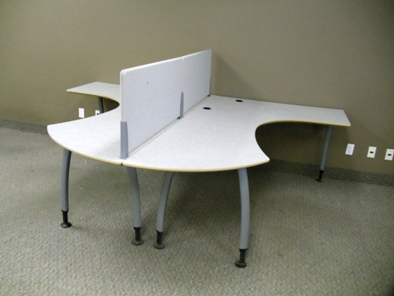 Watson Line of free standing clerical workstations