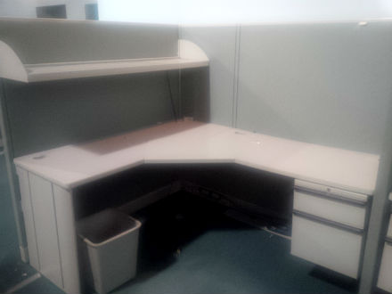 Hon panel system workstations