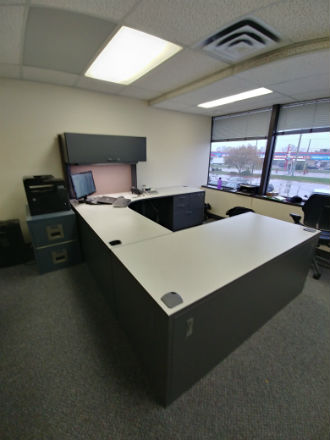 STEELCASE CONTEXT WORKSTATION
