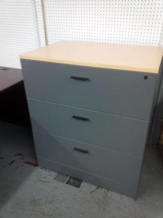 laminate lateral file 3 drawer kitchener waterloo used
