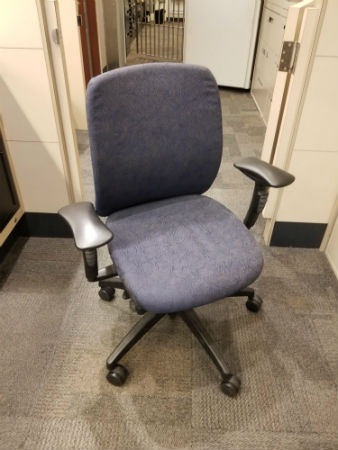 Teknion Amicus Task chairs