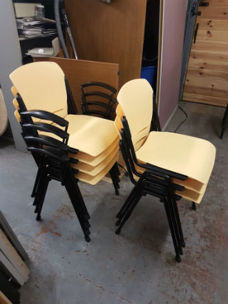 LUNCH ROOM CHAIRS