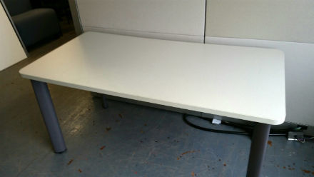 Steelcase Free Standing Tables